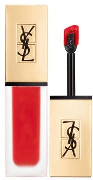 Saint Laurent Tatouage Couture Liquid Matte Lip Stain - 01 Rouge Tatouage