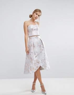 Coast Blake Jacquard Full Skirt