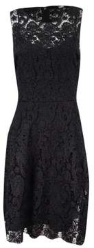 Tommy Hilfiger Women's Lace A-Line Sleeveless Dress
