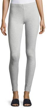 Joan Vass Full-Length Leggings