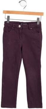 Lili Gaufrette Girls' Five-Pocket Pants
