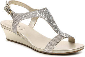 Bandolino Women's Gruglia Wedge Sandal