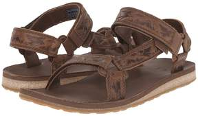 Teva Original Universal Crafted Leather Men's Shoes