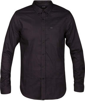 Hurley Men's Dri-fit One & Only Button-Down Shirt