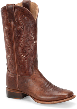 Sonora Rust Ava Leather Cowboy Boot