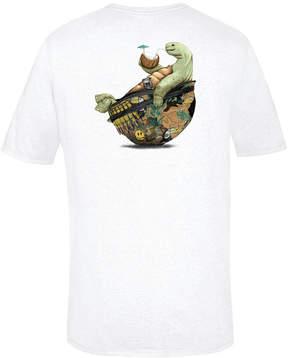 Hurley Men's Turtle Graphic-Print T-Shirt