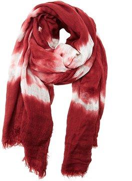 Charlotte Russe Tie Dye Wrap Scarf