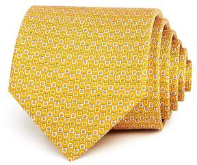 Salvatore Ferragamo Alternating Gancini Classic Tie