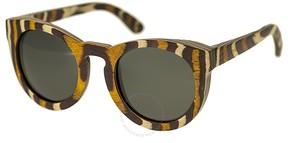 Spectrum Powers Wood Sunglasses