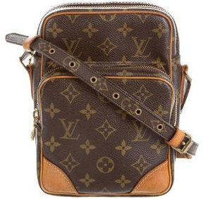 Louis Vuitton Monogram Amazone Bag - BROWN - STYLE