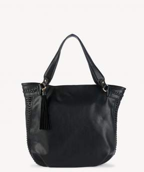 Sole Society Tara vegan braided tote