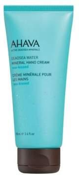 Ahava Sea Kissed Mineral Hand Cream 3.4 oz.