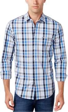 HUGO BOSS Mens C-Bansi Button Up Shirt