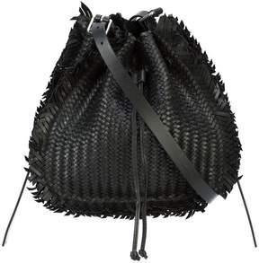 Michael Kors Maldives drawstring shoulder bag - BLACK - STYLE