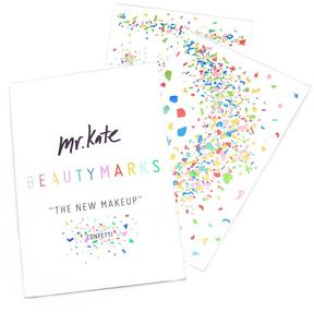 BeautyMarks The New Makeup - Confetti
