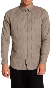 Globe Marocco Long Sleeve Trim Fit Shirt