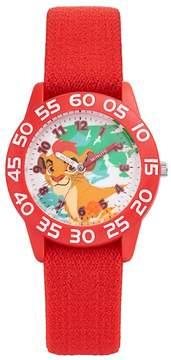 Disney Disney's The Lion Guard Kion Kids' Time Teacher Watch