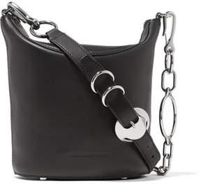 Alexander Wang Ace Leather Shoulder Bag - Black