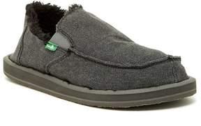 Sanuk Chill Faux Fur Lined Slip-On Shoe