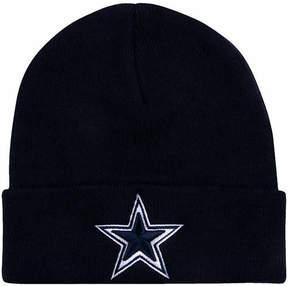 Authentic Nfl Apparel Dallas Cowboys Basic Cuff Knit