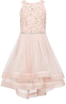 Xtraordinary Little Girls 4-6X Sequin Lace Sleeveless Dress