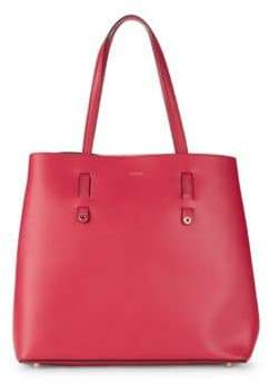 Furla Vittoria Leather Tote