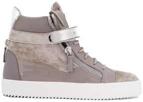 Giuseppe Zanotti Design Coby high-top sneakers