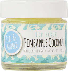 Fizz & Bubble Pineapple Coconut Lip Scrub