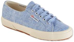 L.L. Bean L.L.Bean Women's Superga Classic Cuto 2750 Sneakers, Chambray