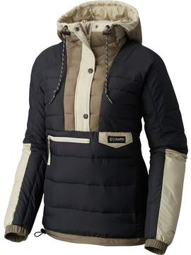 Columbia Norwester Anorak Hooded Insulated Jacket