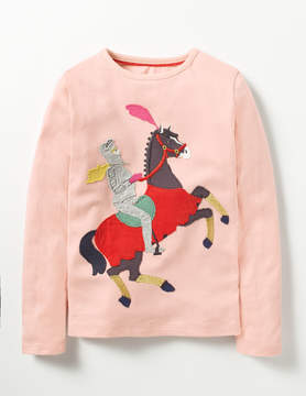 Boden Magical Appliqué T-shirt