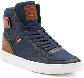 Levi's Levis Jeffrey Hi 501 Men's Sneakers