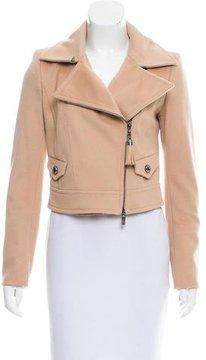 Celine Wool Moto Jacket