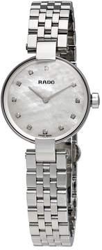 Rado Coupole S Diamond Ladies Watch