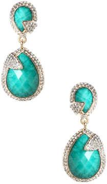 Amrita Singh Women's Pave riverside Statement Earrings