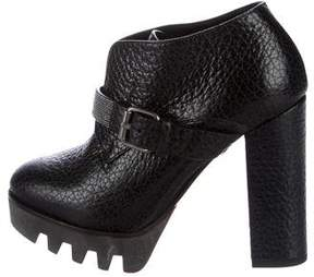 Brunello Cucinelli Monili Platform Booties
