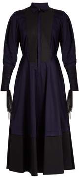 Amanda Wakeley Muse shirtdress