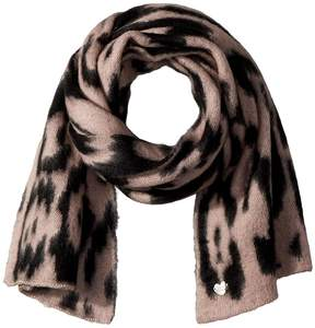 Betsey Johnson Cozy Critter Muffler Scarves