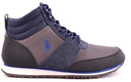 Ralph Lauren Men's Blue Fabric Sneakers.