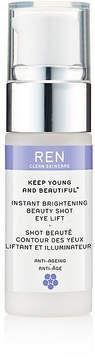 REN Women's Instant Brightening Beauty Shot Eye Lift