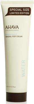 Ahava Mineral Foot Cream Special Size Limited Edition, 5.1 oz