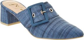 French Sole Tasha Leather Mule