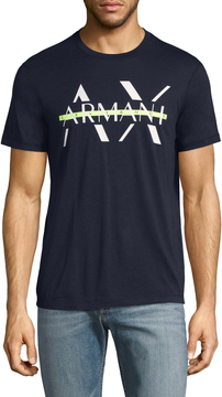 Armani Exchange Men's Graphic Crewneck T-Shirt