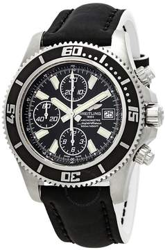 Breitling Superocean Chronograph II Automatic Black Dial Men's Watch