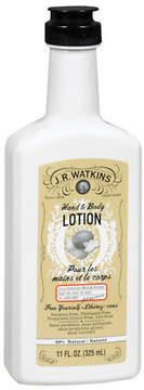 JR Watkins Lotion Coconut Milk & Honey