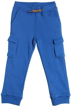 Paul Smith Cargo Cotton Sweatpants