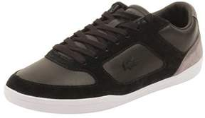 Lacoste Mens Court-minimal 316 Sneakers In Black.