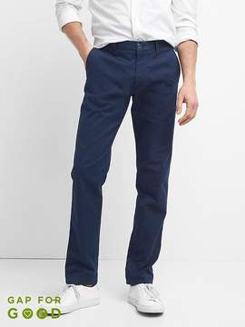 Gap Color Khakis in Slim Fit with GapFlex