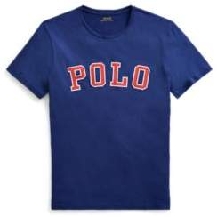 Ralph Lauren Custom Slim Fit Cotton T-Shirt Fall Royal Xs