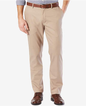 Dockers Stretch Athletic-Fit Clean Khaki Pants